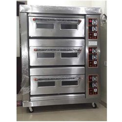SS Industrial  Bakery Oven