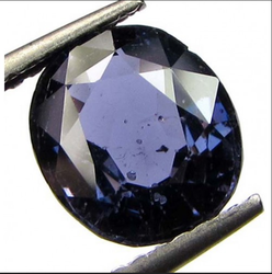 2.83Cts Natural Unheated Top Ceylon Blue Spinel