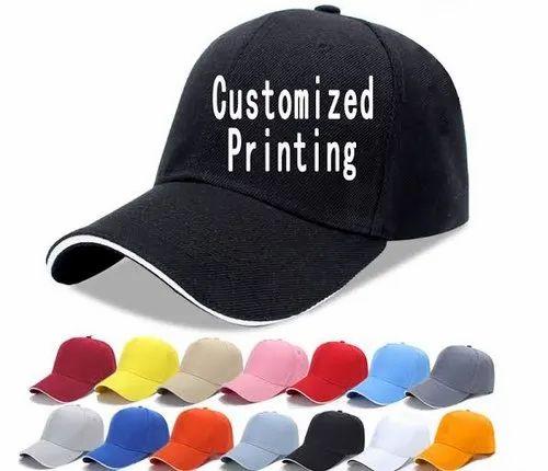 Cap Printing Service