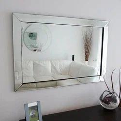 Transparent Mirror Glass