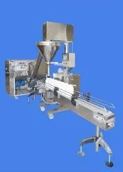 Automatic Jar Filling Line