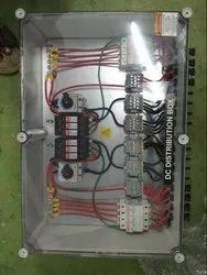 8 : 8 Solar Combiner Box