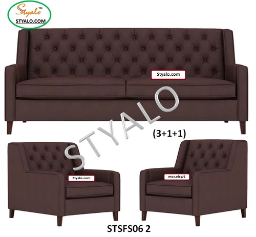 Peachy 5 Seater Sofa Set 3 1 1 With Free Delivery Installation Lamtechconsult Wood Chair Design Ideas Lamtechconsultcom