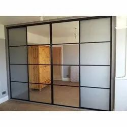 Framed Panel Door
