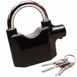 Antitheft Motion Sensor Security Padlock Siren Alarm Lock