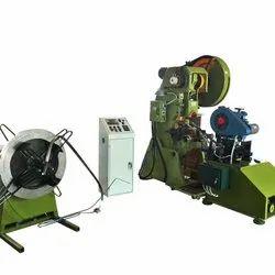 Semi Automatic, Fully Automatic 3P, 1P Paint Brush Ferrule Making Machine