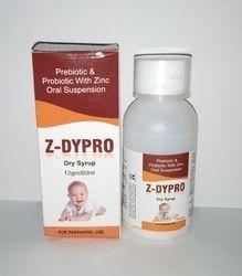 Prebiotic & Probiotic with Zinc Oral Suspension