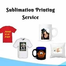 Sublimation Printing Service, Dimension / Size: A4