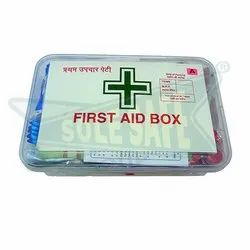 Plastic First Aid Kit