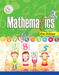 SV Publications English Mathematics Pre Primer Book, Primary Stage