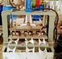 3 Die Hydraulic Paper Plate Dona Machine