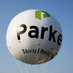 Helium Balloons Printed