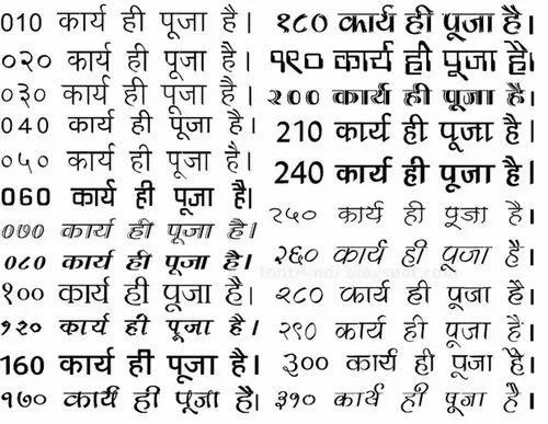 Hindi Typing, Typing Job Work, टाइपिंग सर्विस