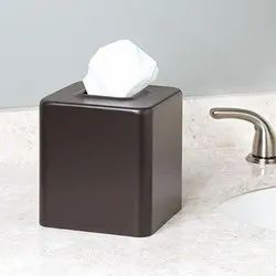 White Plain Facial Tissue Paper, For Hotel, Packaging Type: Box
