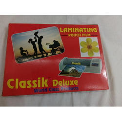 A4 Classik Laminating Pouch Film