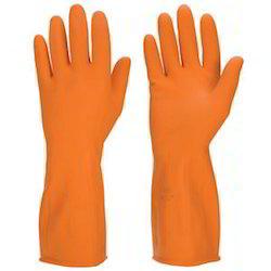 Chemisafe Rubber Gloves