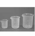 Beakers Plasticware