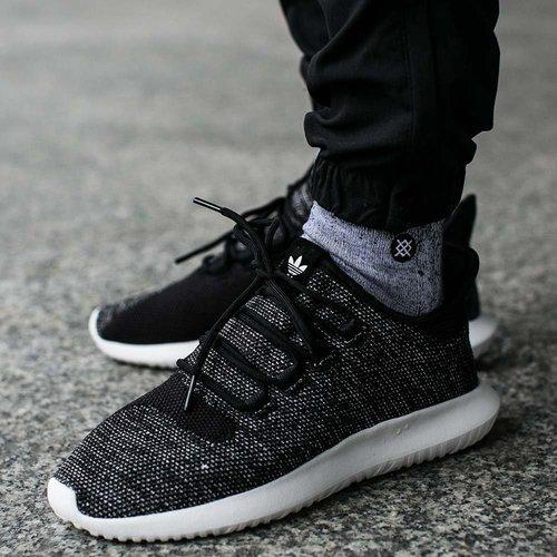 premium selection f6306 bc2ac Adidas Men Tubular Shadow Knit Shoes