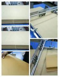 Paper Creasing Machine, 220 Volt