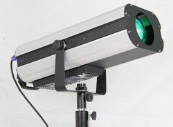 LED Jia J087 7r Follow Spot Lights with Stand and Flight Case