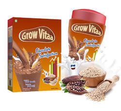 Grow Vitaa Malted Milk Food