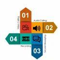 Video Conferencing Platform: 100 Users