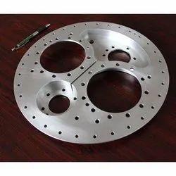 Aluminium Aerospace Components