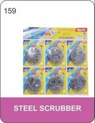 Steel Scrubber