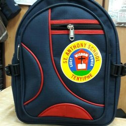 Macse Polyester Dobby Pattern School Bag
