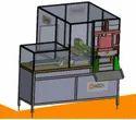 Cheese Cutting Machine - Slice & Cubes