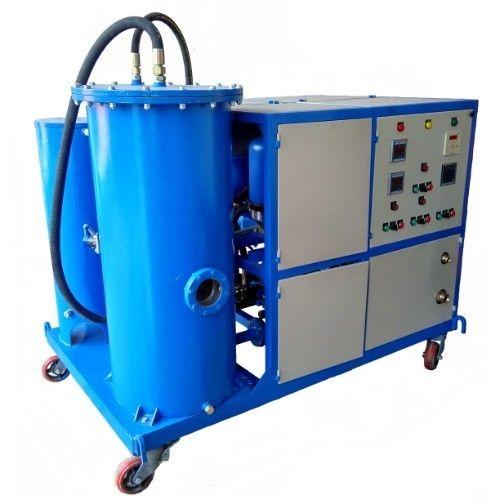 Portable Transformer Oil Centrifugal Filtration Machine