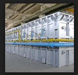 Dual Fuel Galvanizing Furnace