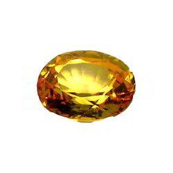 Yellow Sapphire / Pukhraj/ Pushparag