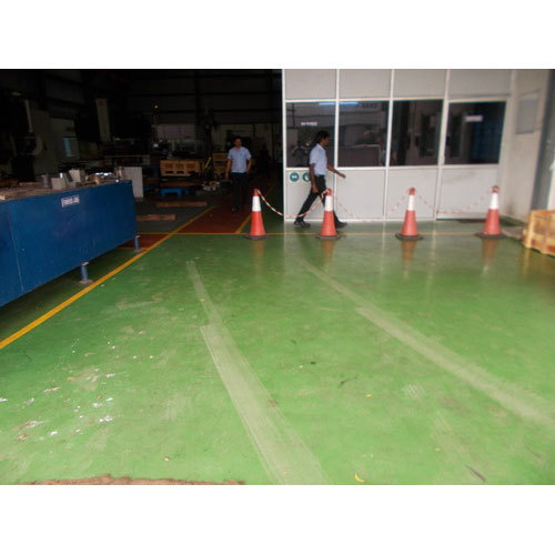 Industrial Sheet Flooring