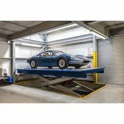 Hydro Parking Type Hydraulic Scissor Car Lift