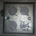Metal Wall Plates For Xlr