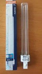 Fluorescent Tube Ultraviolet Lights, 230v