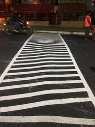 Zebra Crossing Road Marking Services
