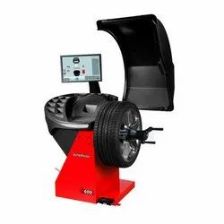 Car Wheel Balancer Machine