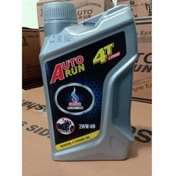 Auto Run Genuine Bike 4 Stroke Oil