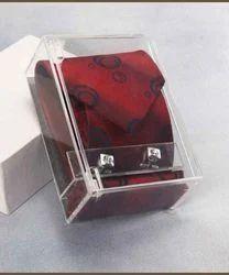 Acrylic Tie Box