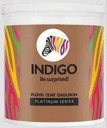 Indigo Platinum Series Floor Coat Emulsion