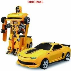 Battery Operated Converting Car (Transformers)