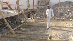 Pre Construction Termite Pest Control Service