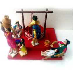 Hand Made Golu Doll