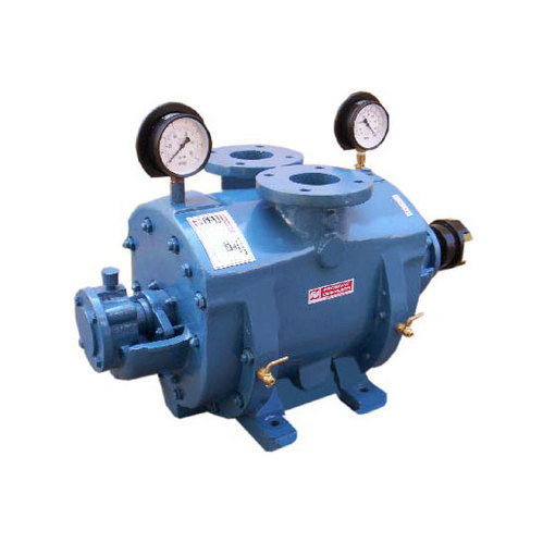 Vacuum Pumps - Oil Sealed Liquid Rotary High Vacuum Pumps