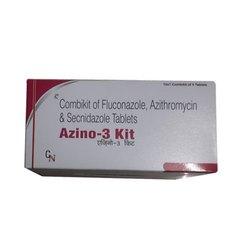 Azino-3 Kit, Packaging Type: Box