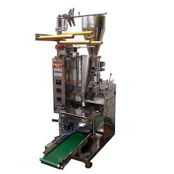 Automatic Atta / Flour Pouch Packing Machine