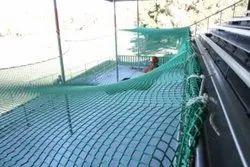 Green HDPE Safety Net
