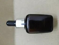 Square Glass Dropper Bottles